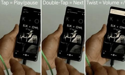 Google, kulaklık kablolarının teknolojisini kökten değiştirecek kablo konseptini tanıttı