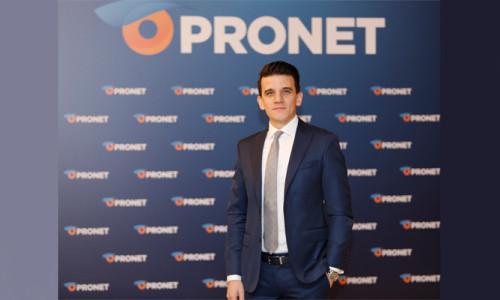 Pronet'e üst düzey atama