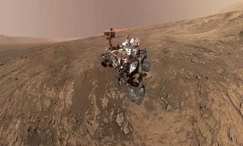 Mars keşif aracı Dünya ve Venüs'ü fotoğrafladı