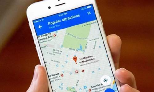 Aracın park edildiği yerin unutulması tarih oluyor! Google Haritalar'a yeni özellik