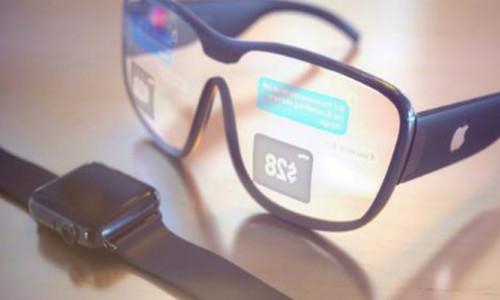 Apple Glasses sayesinde iPhone ekranı için görünmezlik!