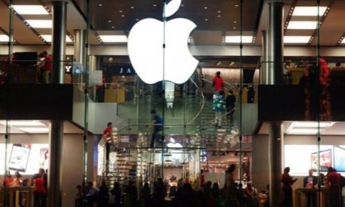 Apple ABD'de mağaza kapatmayı sürdürüyor