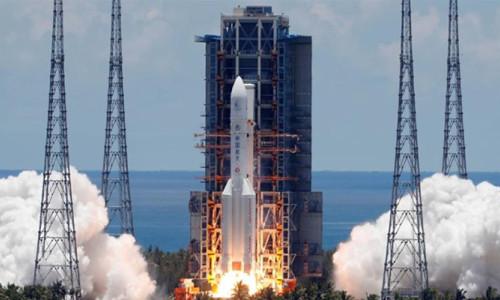 Çin'in Mars yolculuğu başladı