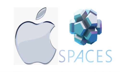 Apple sanal gerçeklik şirketi Space'i satın aldı