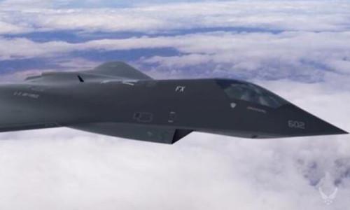 ABD Hava Kuvvetleri'nden yeni nesil uçak hamlesi