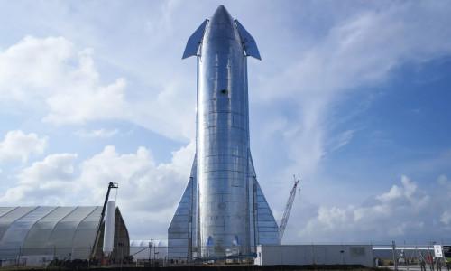 SpaceX, Starship'in yüksek irtifa uçuşu için hedef küçülttü