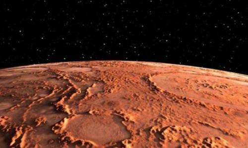 Mars yüzeyinin altında gizli bir göl ağı bulundu