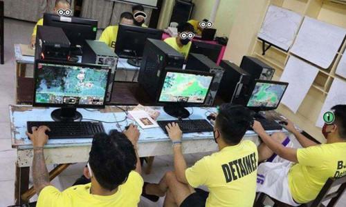 Mahkumlara rehabilitasyon için E-spor