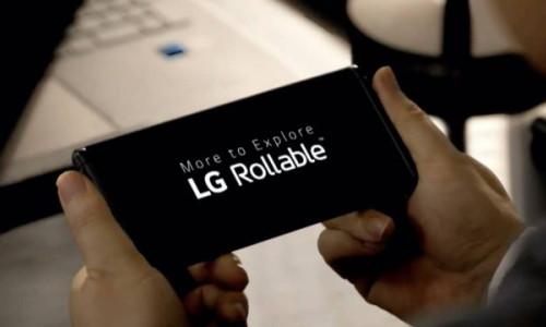 Genişleyebilen ekranlı akıllı telefon: LG Rollable duyuruldu