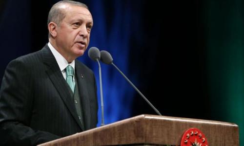 Erdoğan da o uygulamaya geçti: İlk mesajı ne oldu?