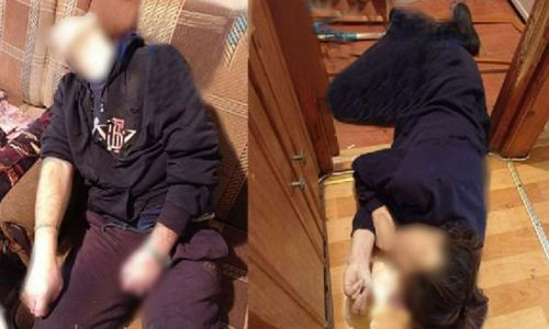 Rus TikTok fenomeni, annesi ve amcasını öldürdüğü iddiasıyla gözaltında