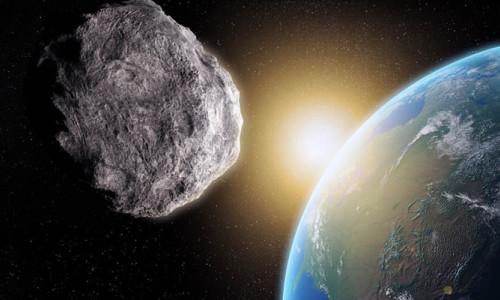 NASA duyurdu! Stadyum büyüklüğünde bir asteroit Dünya'ya yaklaşıyor