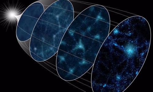 'Büyük Patlama' için 4 bin sanal evren oluşturuldu