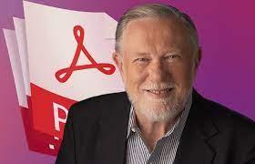 Adobe'nin kurucusu ve PDF'lerin geliştiricisi 81 yaşında öldü