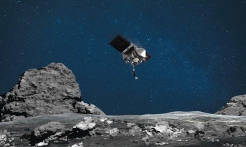 4.5 milyar yaşındaki asteroidden numune alan uzay aracı Dünya'ya dönüyor