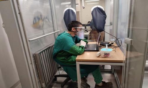 Türk bilim insanları geliştirdi! 10 saniyede korona teşhisi