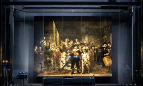 Yapay zeka Rembrandt'ı düzeltti