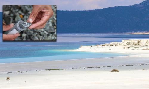 Salda Gölü'nde mikrobiyolojik barkodlama yapılacak