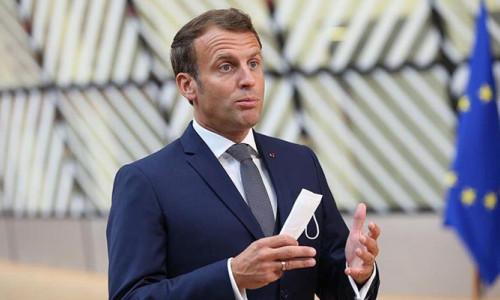 Macron'dan 'Pegasus' hamlesi