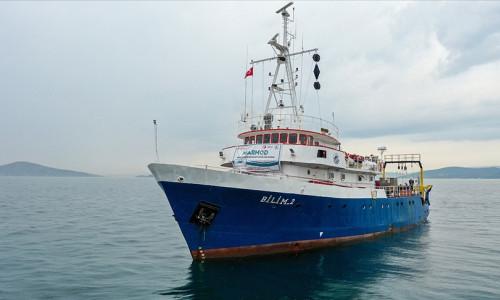 ODTÜ 'Bilim-2' Gemisi, Marmara'daki araştırmalarına devam edecek