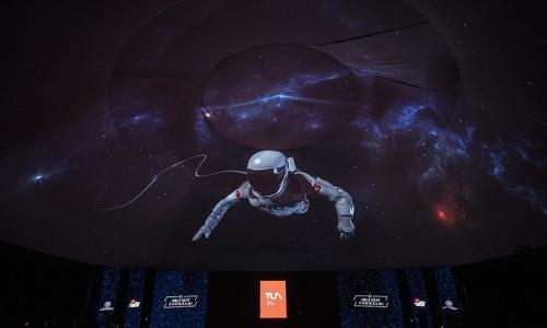 Türkiye Uzay Ajansının internet sitesi ödül aldı
