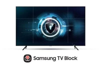 Samsung, yağmalara karşı TV engelleme sistemini devreye aldı