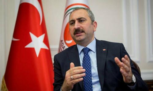 Bakan Gül'den sosyal medya yasası açıklaması