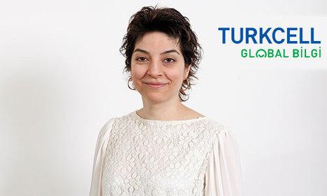 Turkcell Global Bilgi'de yeni atama - Dilara Oğur