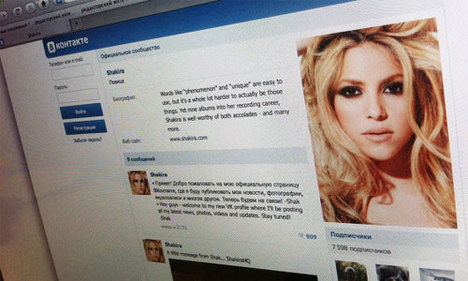 Mail.ru Rusya'nın Facebook'u Vkontakte'yi aldı